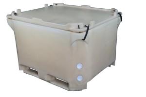 Isolierbehälter Typ 600