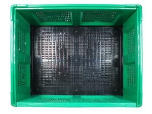Klappbarer Palettenbehälter mit Lüftungsschlitzen FP-DLKO1210