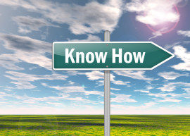 "Signpost ""Know How"""