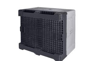Klappbarer Palettenbehälter geschlossen FP-DLK 1210K