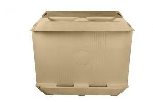 Isolierte Behälter typ 660HD