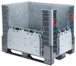 Klappbarer Palettenbehälter geschlossen FP-FLC1208K (3)