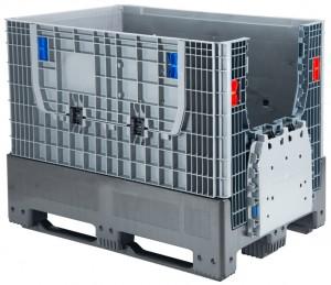 Klappbarer Palettenbehälter geschlossen FP-FLC1208K (4)